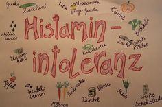 Allgemeines zu Histaminintoleranz Histamin Histamin – so heißt der Stoff, der bei Histaminintoleranz und Mastzellerkrankungen nicht richtig vertragen wird. Doch was genau ist das eigentlich? Defini…