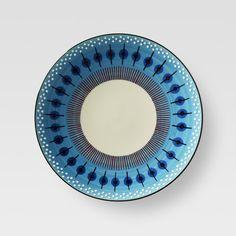 Blue - Salad Plate