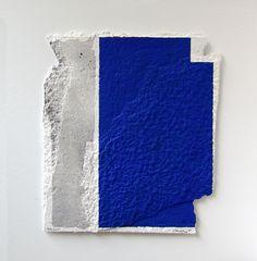 just another masterpiece Yves Klein, Contemporary Abstract Art, Modern Art, Abstract Sculpture, Sculpture Art, Deco Paint, Blue Art, Blue Aesthetic, Collage Art