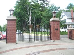 Logansport Gate