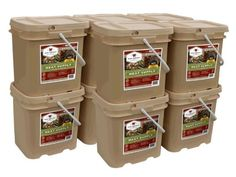 Freeze Dried Meats - 600 Gourmet Food Storage Servings ** For more information, visit image link.