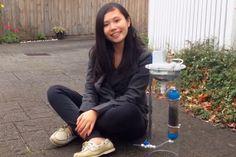 H2PRO : un purificateur d'eau qui génère de l'électricité