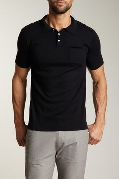 Lmao Short Sleeve Polo Shirt//