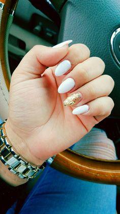 Ivory Nails, Rings, Beauty, Jewelry, Fashion, Moda, Jewlery, Jewerly, Fashion Styles