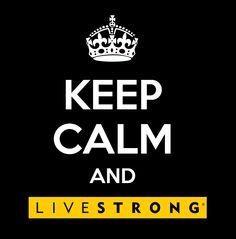 #LIVESTRONG #cancer