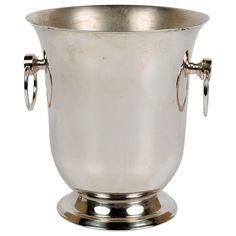 French Champagne Cooler | From a unique collection of antique and modern barware at https://www.1stdibs.com/furniture/dining-entertaining/barware/