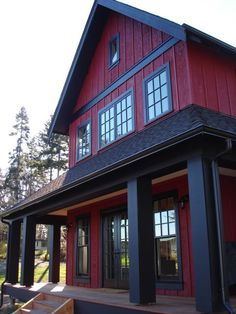1000 Images About Puget Sound Cottage On Pinterest Red