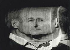 Irving Penn, Turning Head (B), Self-portrait, 1993