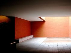 Patio-Implúvium 02a Centro Turismo Colón Alvaro Siza 5260 by javier1949, via Flickr