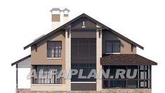 Вид спереди (зеркальный) Shed, Villa, Floor Plans, House Design, Outdoor Structures, Cabin, Flooring, How To Plan, Luxury