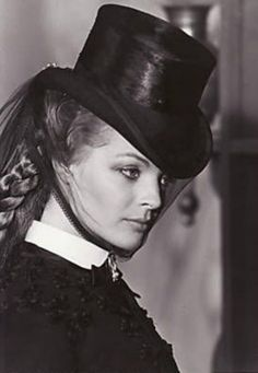 Romy Schneider as 'Sissi' (Empress Elisabeth of the Austria, Queen of Hungary) in Ludwig (1972). Visconti