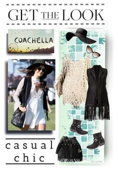 """""""Casual Chic"""" by ultracake ❤ liked on Polyvore featuring Cutler and Gross, Diane Von Furstenberg and Coconuts"""