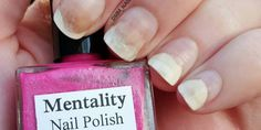 "Stop using mentality polish now!!! It allegedly causes ""reactions of nail lifting, burning, and redness."""