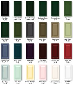 Your shutter's colors define your home's character and personality. Find the right color on our shutter color chart or send us a sample to custom-match! House Shutter Colors, Exterior Shutter Colors, Exterior House Colors, Light Grey Paint Colors, Door Paint Colors, Front Door Colors, Outdoor Shutters, Wooden Shutters, Small Curtains