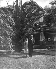 Helen L. Wilson and husband Ulysses A. Florida, Mary, Husband, Memories, Couple Photos, Memoirs, Couple Shots, Souvenirs, The Florida