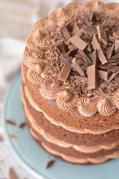 DSC_0414 Chocolates, Flamingo Cupcakes, Churros, Chocolate Cake, Oreo, Stuffed Mushrooms, Banana, Sweet, Desserts