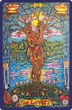 Альбом Pearls of Wisdom Tarot — Жемчужины Мудрости Таро   Энциклопедия карт Таро и оракулов Rozamira