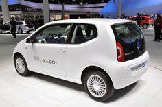 Сразу шесть модификаций Volkswagen Up!