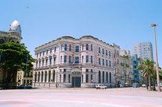 Recife, Pernambuco, Brasil - Recife Antigo - (Associação Comercial)