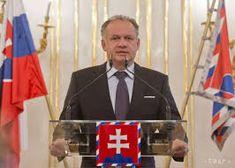 Výsledok vyhľadávania obrázkov pre dopyt prezident Slovenskej republiky Nasa