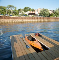 The Boathouse: a new definition to lakefront living!