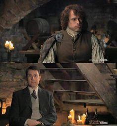 Tobias & Sam funny faces