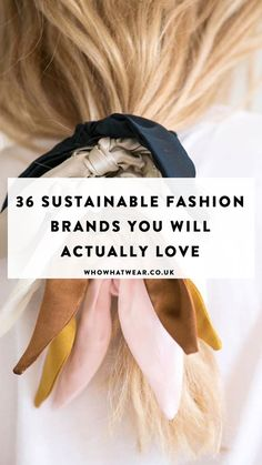36 Conscious Fashion Brands I'm Buying Into Personal Pin: Finding brands that are sustainable and eco-friendly can be hard but here are some brands that I would love to support when buying new clothes. Sustainable Clothing Brands, Sustainable Fashion, Sustainable Clothes, Sustainable Style, Sustainable Living, Ethical Fashion Brands, Ethical Clothing, Vegan Fashion, Slow Fashion