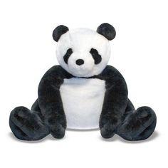 Check out this item at One Kings Lane! Jumbo Plush Panda