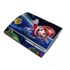Get skinned! Customize your Playstation 3 with Pacers skins. It is durable. It is flexible. It is really cool! They are easily removed, washable, interchangeable and protect your Playstation 3 from scratches and dirt.