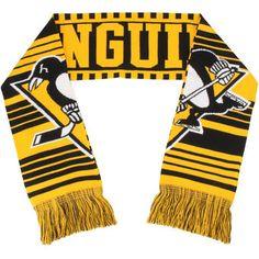 Youth Pittsburgh Penguins Reebok Fan Jacquard Scarf