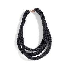 aiguillette necklace