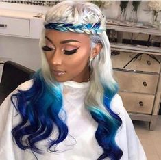 ChocHair is a professional remy brazilian human hair weave and wigs store. Find high quality and cheap human hair wigs or 360 lace frontal closure to make a wig here. Lace Wigs, Lace Front Wigs, Frontal Hairstyles, Weave Hairstyles, Black Hairstyles, Hair Colorful, Curly Hair Styles, Natural Hair Styles, Meagan Good
