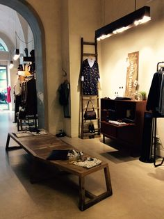 #ottodame #store #Firenze #FW15