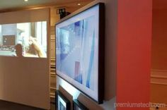 See the country where the TV that displays artworks and users photographs when switched off was launched