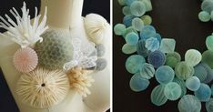 You could be forgiven for thinking that the things in these pictures are a species of sea creature, or perhaps a type of organism found on another planet entirely, but they're actually items of delicate jewelry created by Japanese artist Mariko Kusumoto.
