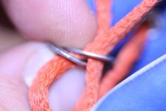 Cheapest and simplest shoe lace anchors - All