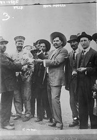 Pancho Villa - Wikipedia, the free encyclopedia