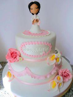 First Communion Cake, torta prima comunione