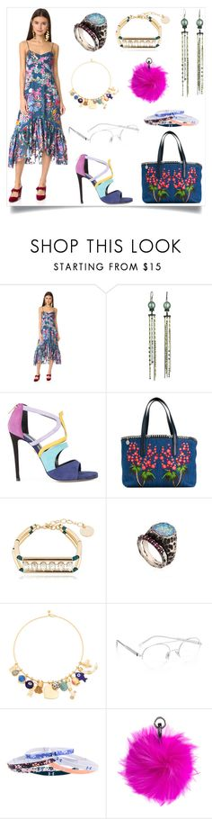 """casual style"" by gadinarmada-1 ❤ liked on Polyvore featuring Katerina Psoma, Ruthie Davis, STELLA McCARTNEY, Anton Heunis, Voodoo Jewels, Tory Burch, RetroSuperFuture, Under Armour and N.Peal"