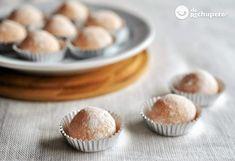 Yemas dulces de Santa Teresa Cinnamon Syrup, Santa Teresa, Sin Gluten, Cookie Recipes, Lemon, Food And Drink, Sweets, Cookies, Breakfast