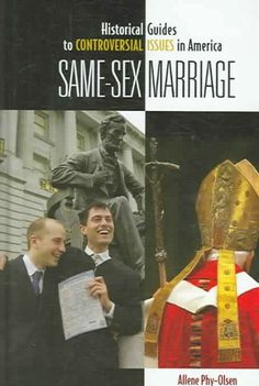 Same-sex Marriage  http://library.sjeccd.edu/record=b1157589~S3
