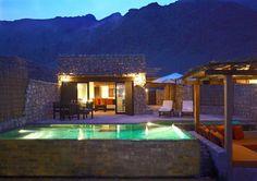 Six Senses Hideaway Zighy Bay   Oman