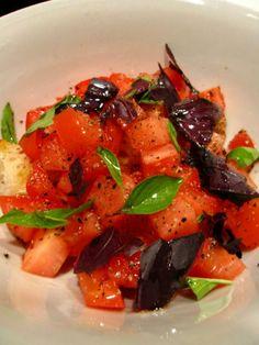 Tomato and Bread Salad | KitchenDaily.com