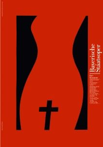Pierre Mendell, Mendell & Oberer. Don Giovanni. Bayerische Staatsoper. 1994
