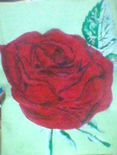 a single rose can be my garden A single friend my world