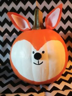 poca cosa: Fox Pumpkins