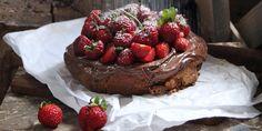 Her er våre 9 glutenfrie favorittkaker. Gluten Free Baking, Gluten Free Recipes, Feel Good Food, Free Food, Recipies, Cheesecake, Brownies, Strawberry, Cookies