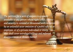 Petition For A Writ Of Amparo Is Not A Proper Remedy To Obtain Parental Authority And Custody Of A Minor Child