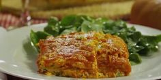 How To Make Fresh Spinach Lasagna!