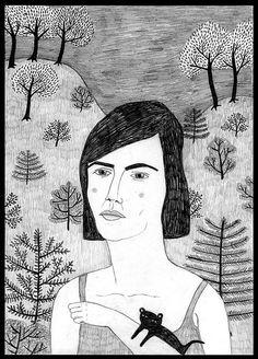 #drawing  by Josephin Ritschel